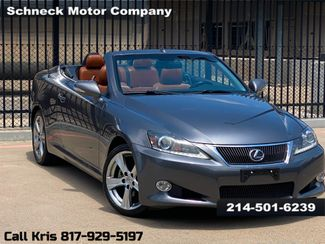 2012 Lexus IS 250C in Plano, TX 75093