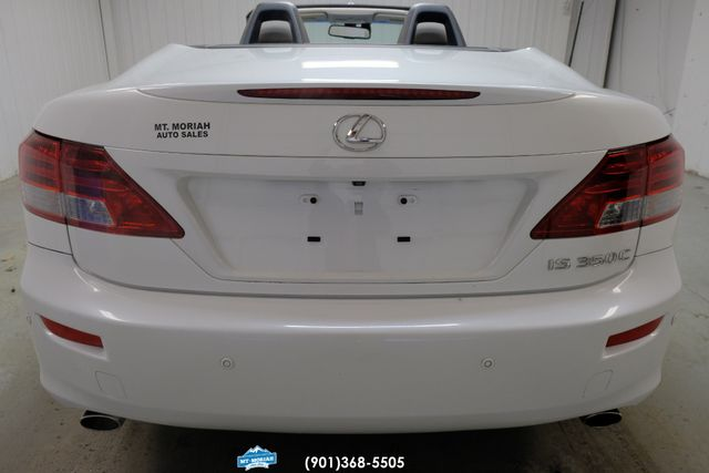 2012 Lexus IS 350C in Memphis, Tennessee 38115