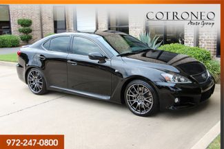 2012 Lexus IS F Sedan in Addison TX, 75001