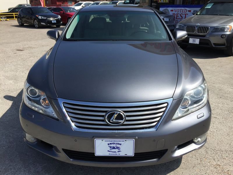 2012 Lexus LS 460   Brownsville TX  English Motors  in Brownsville, TX