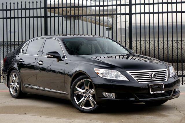 2012 Lexus LS 460 Navi* BU Cam* Heated Seats* Sunroof* only 39k MI* | Plano, TX | Carrick's Autos in Plano TX