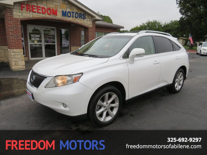 2012 Lexus RX 350  | Abilene, Texas | Freedom Motors  in Abilene Texas