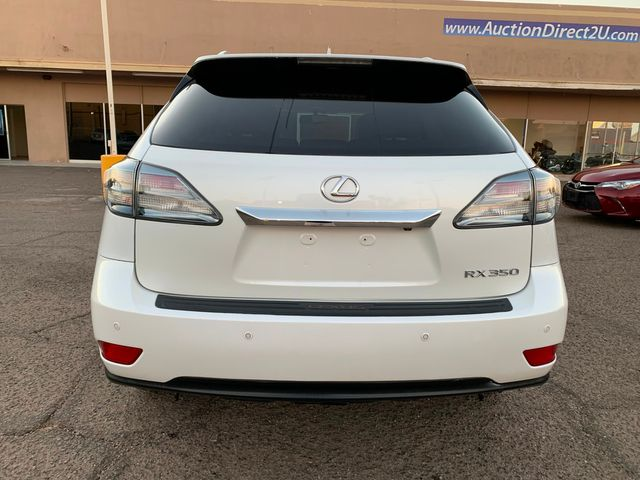 2012 Lexus RX 350 AWD  3 MONTH/3,000 MILE NATIONAL POWERTRAIN WARRANTY Mesa, Arizona 3