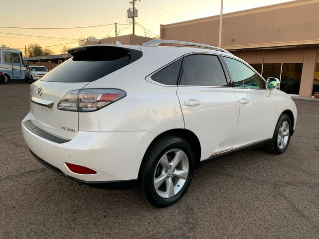 2012 Lexus RX 350 AWD  3 MONTH/3,000 MILE NATIONAL POWERTRAIN WARRANTY Mesa, Arizona 4
