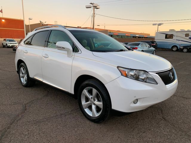 2012 Lexus RX 350 AWD  3 MONTH/3,000 MILE NATIONAL POWERTRAIN WARRANTY Mesa, Arizona 6