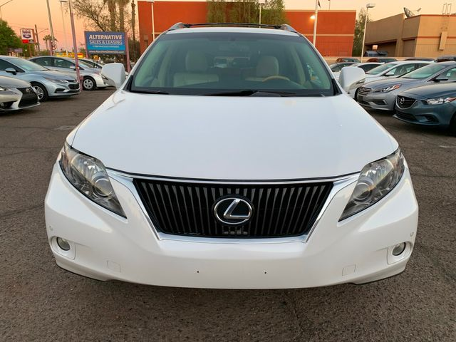 2012 Lexus RX 350 AWD  3 MONTH/3,000 MILE NATIONAL POWERTRAIN WARRANTY Mesa, Arizona 7