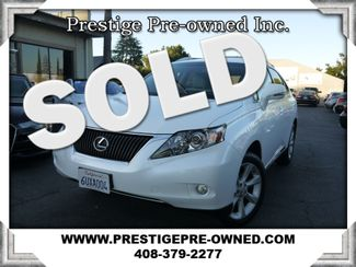 2012 Lexus RX 350 ((**AWD//NAVI/BACK UP CAM **17K MILES**))  in Campbell CA