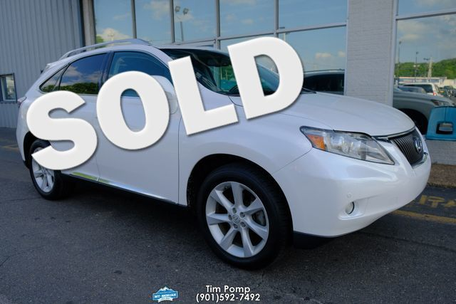 2012 Lexus RX 350 in Memphis Tennessee