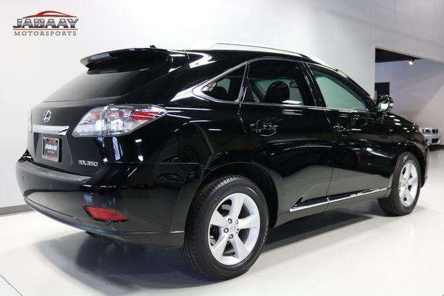 2012 Lexus RX 350 Merrillville, Indiana 4