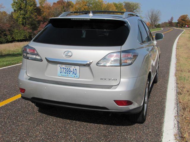 2012 Lexus RX 350 St. Louis, Missouri 3
