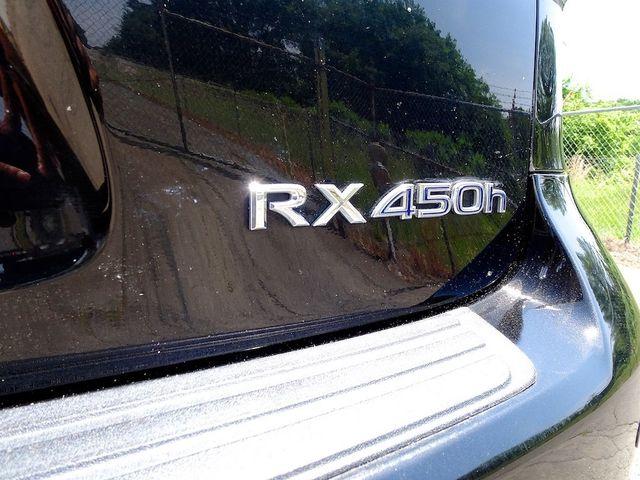 2012 Lexus RX 450h 450h Madison, NC 12