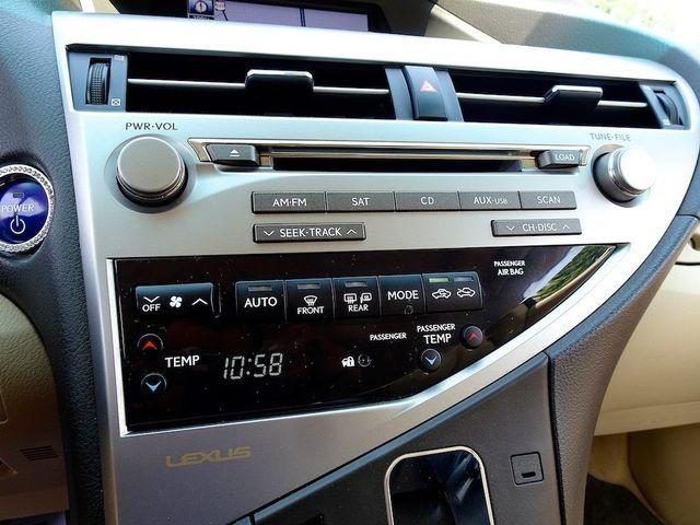 2012 Lexus RX 450h 450h Madison, NC 24