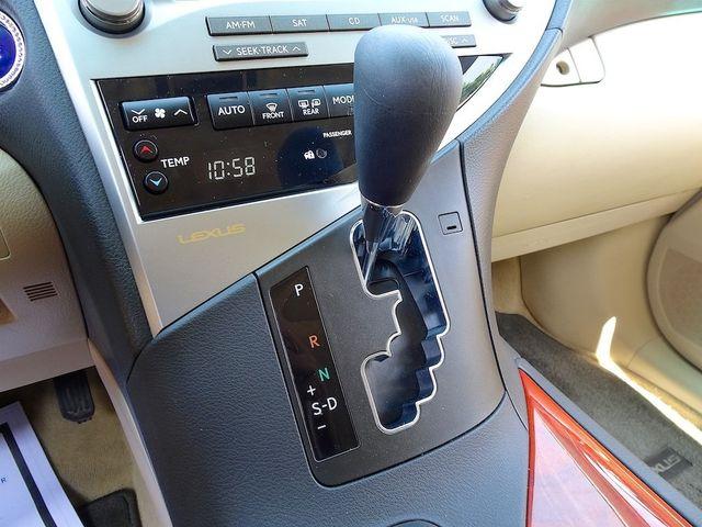 2012 Lexus RX 450h 450h Madison, NC 25