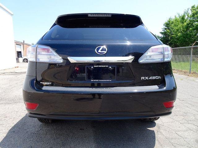2012 Lexus RX 450h 450h Madison, NC 3