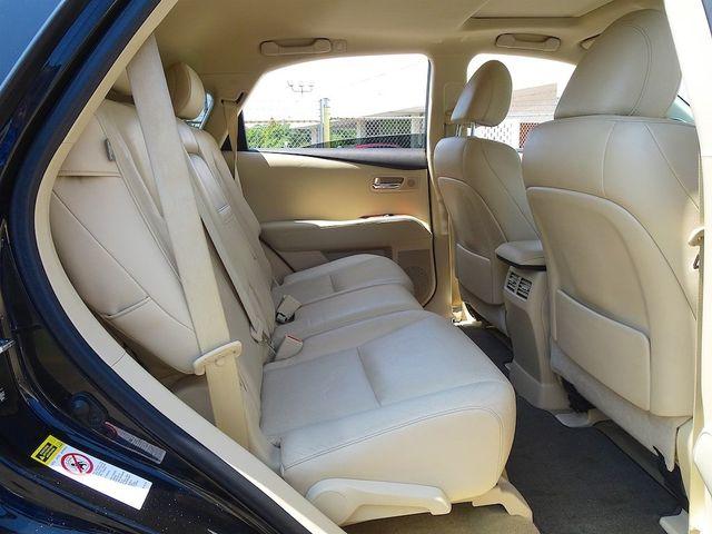 2012 Lexus RX 450h 450h Madison, NC 38