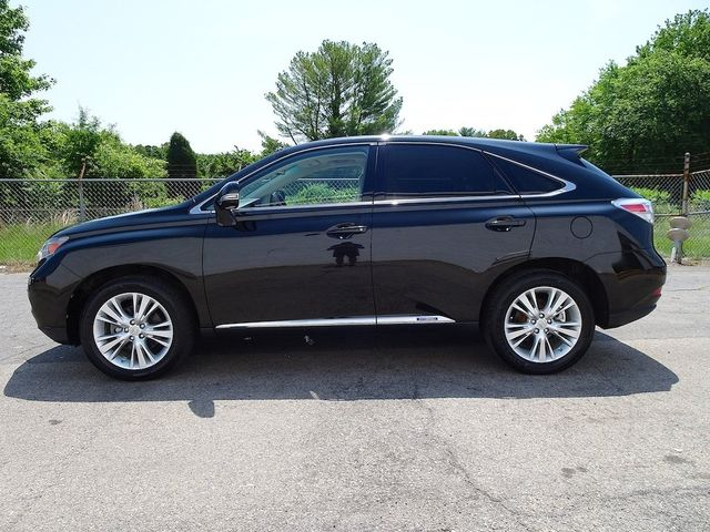 2012 Lexus RX 450h 450h Madison, NC 5