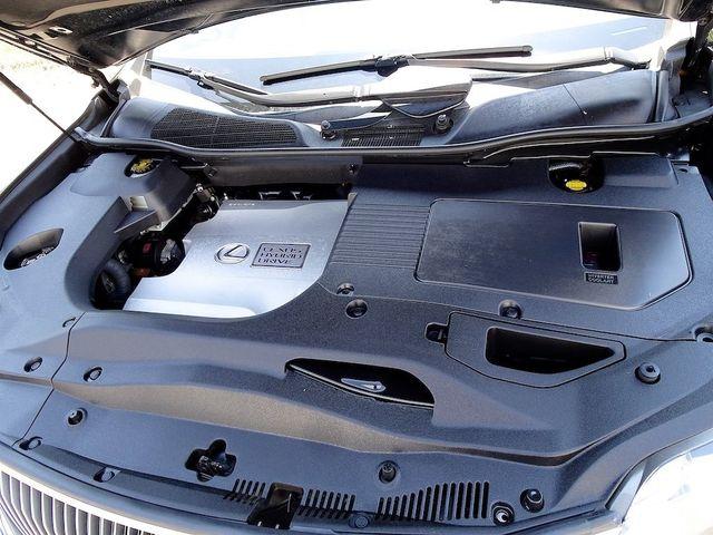 2012 Lexus RX 450h 450h Madison, NC 50