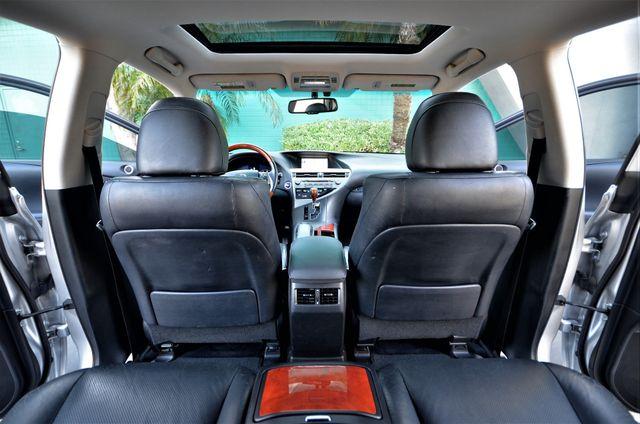 2012 Lexus RX 450h Reseda, CA 20