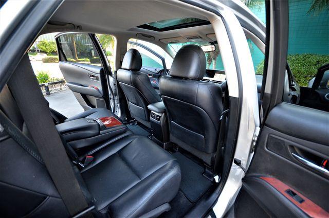 2012 Lexus RX 450h Reseda, CA 22