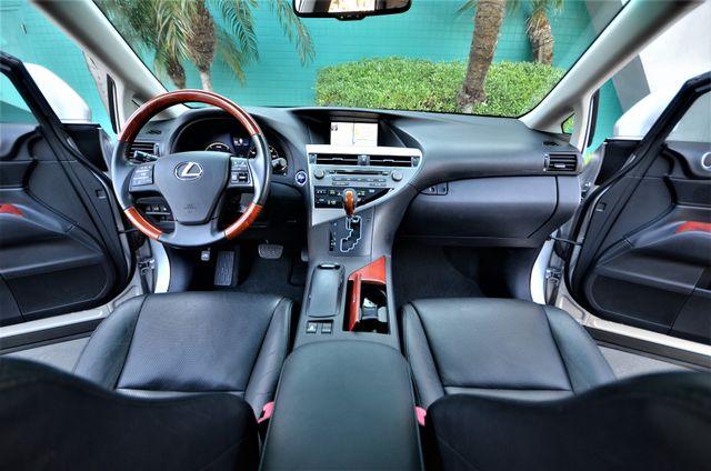 2012 Lexus RX 450h Reseda, CA 3