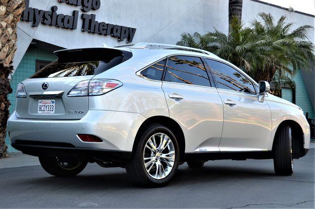 2012 Lexus RX 450h Reseda, CA 14