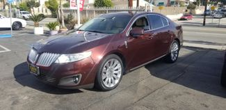 2012 Lincoln MKS w/EcoBoost Los Angeles, CA