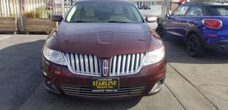2012 Lincoln MKS w/EcoBoost Los Angeles, CA 1