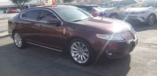2012 Lincoln MKS w/EcoBoost Los Angeles, CA 4