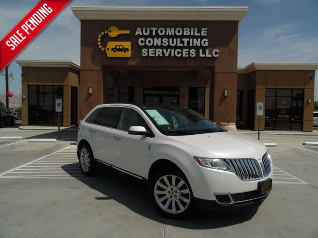 2012 Lincoln MKX in Bullhead City Arizona, 86442-6452