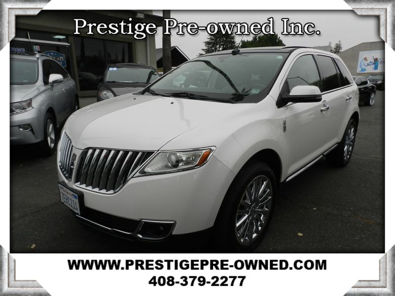 2012 Lincoln MKX ((**AWD//NAVI & BACK UP CAM**))  in Campbell CA