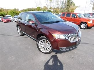 2012 Lincoln MKX LIMITED in Ephrata PA, 17522