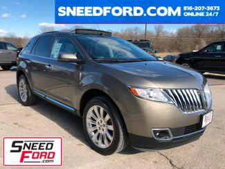2012 Lincoln MKX AWD Limited Edition in Gower Missouri, 64454