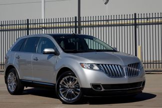 2012 Lincoln MKX Pano Roof* NAV* Premium Pkg* Blind Spot Monitor*** | Plano, TX | Carrick's Autos in Plano TX