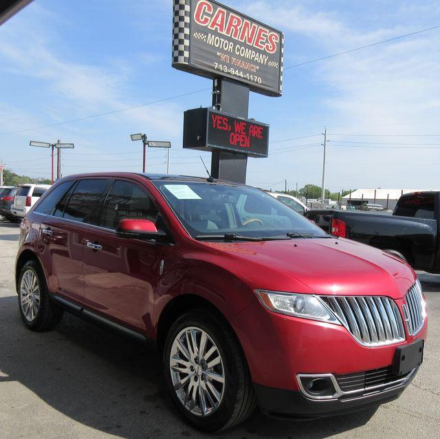 2012 Lincoln MKX south houston, TX 4
