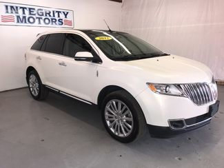 2012 Lincoln MKX  | Tavares, FL | Integrity Motors in Tavares FL