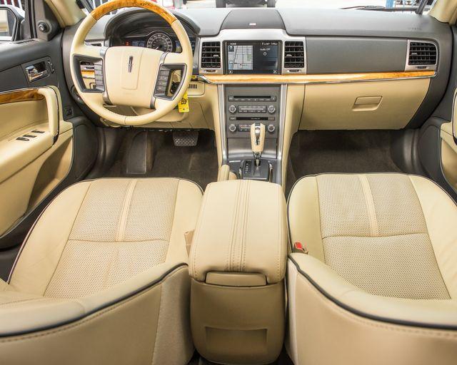 2012 Lincoln MKZ Hybrid Burbank, CA 8