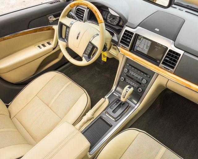 2012 Lincoln MKZ Hybrid Burbank, CA 16