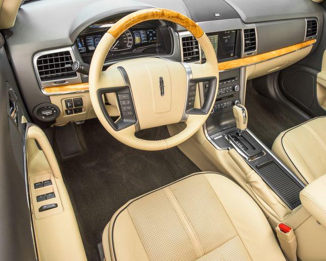 2012 Lincoln MKZ Hybrid Burbank, CA 17