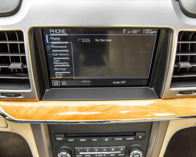 2012 Lincoln MKZ Hybrid Burbank, CA 21