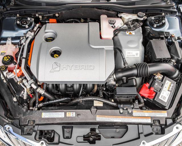 2012 Lincoln MKZ Hybrid Burbank, CA 28