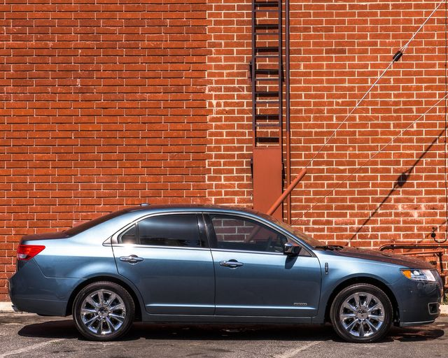 2012 Lincoln MKZ Hybrid Burbank, CA 4