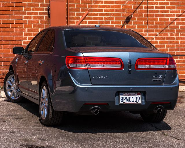 2012 Lincoln MKZ Hybrid Burbank, CA 7