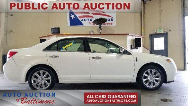 2012 Lincoln MKZ    JOPPA, MD   Auto Auction of Baltimore  in Joppa MD