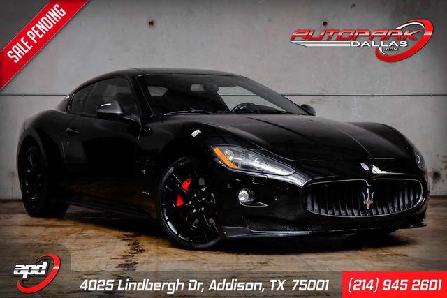 2012 Maserati GranTurismo S Highly Optioned Carbon Fiber