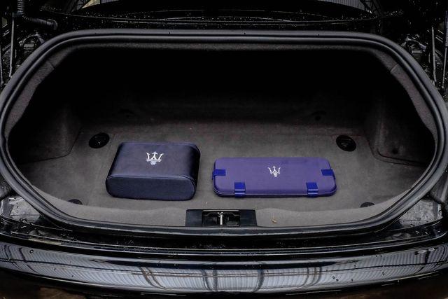 2012 Maserati GranTurismo S Highly Optioned Carbon Fiber in Addison, TX 75001