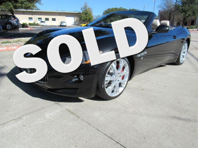 2012 Maserati GranTurismo Convertible Austin , Texas 0