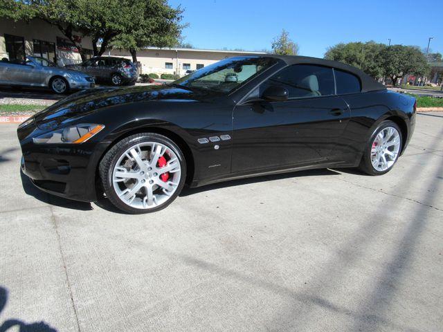 2012 Maserati GranTurismo Convertible Austin , Texas 10