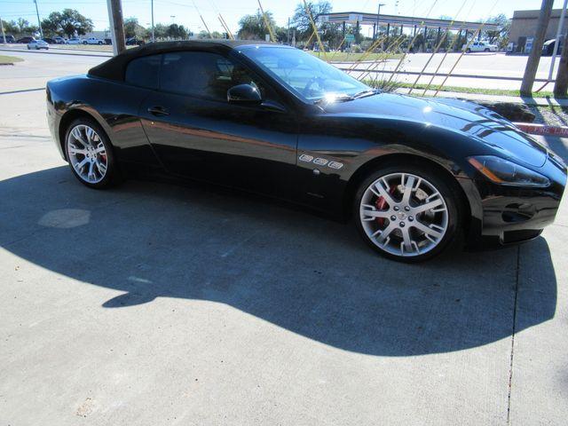 2012 Maserati GranTurismo Convertible Austin , Texas 16