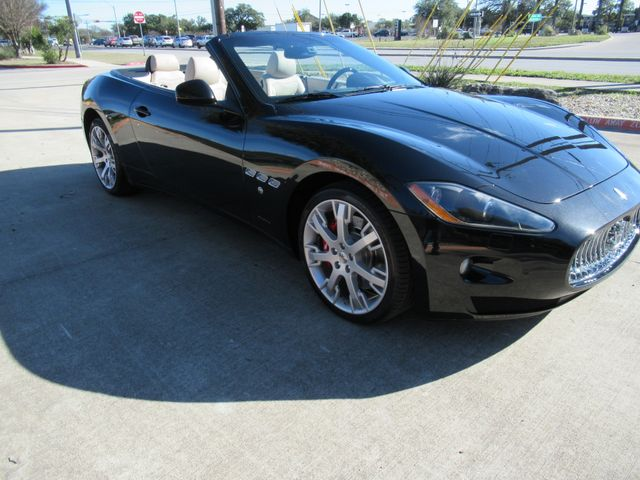 2012 Maserati GranTurismo Convertible Austin , Texas 6