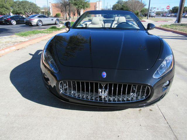 2012 Maserati GranTurismo Convertible Austin , Texas 7